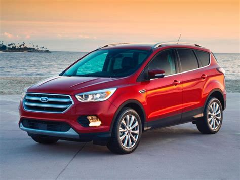 small ford cars small suv comparison 6 of the best compact suvs