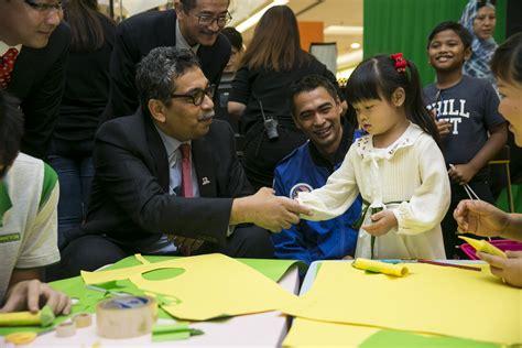 Appeton Untuk Anak kempen big appeton berkolaborasi bersama angkasawan
