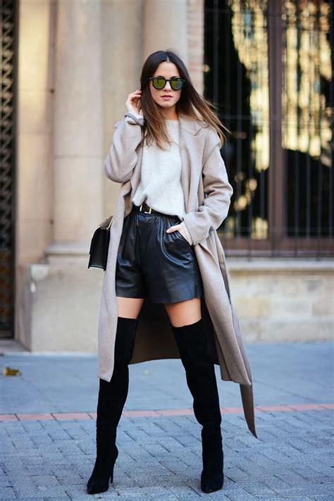 20 stylish ways to wear knee high boots 2018