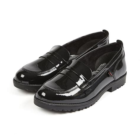 Kickers Monaco Black 39 43 s lachly loafer kickers from kickers uk