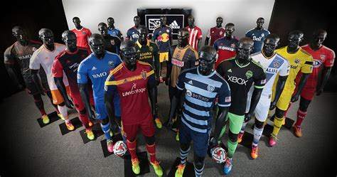 Phillip Thomas by Mls Jersey Sponsorship Tells Two Different Stories Business Of Soccer