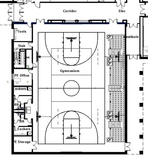 protsman elementary design concepts gym