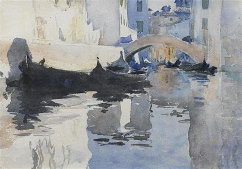 sargent the watercolours john singer sargent 1856 1925 usa sandali watercolor on paper 9 3 4 215 13 1 4 in 24 8