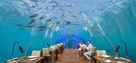 ithaa undersea restaurant best free home design idea ithaa undersea restaurant il ristorante best free