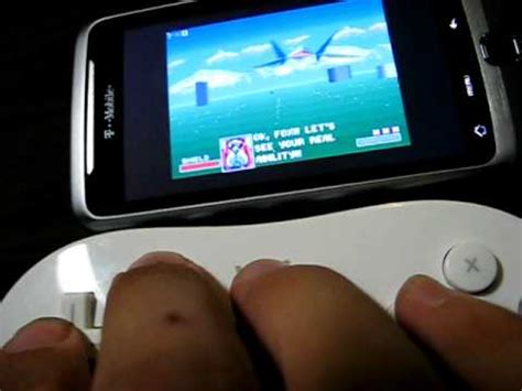 wii emulator android android emulator using wii mote with attachment support