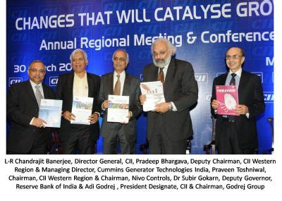 Tscfm Mba by Tscfm Supports Cii Annual Regional Meeting
