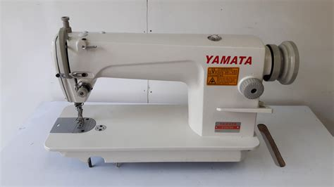 Mesin Jahit Yamata 2017 sell mesin jahit yamata fy 8700 single needle high speed
