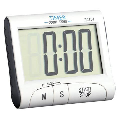 Kitchen Alarm Clock lcd kitchen digital timer count countdown clock alarm