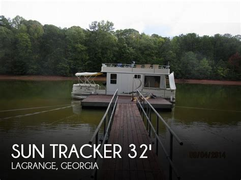 fishing pontoon boats for sale in georgia for sale used 2007 sun tracker 320 party cruiser in