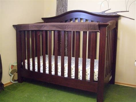 Crib Railing by Naptime Frill Seeker Tutorial Crib Rail Guards