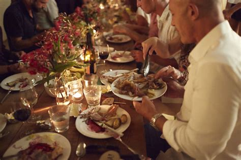 host a dinner party sarah wilson how to host a sustainable dinner party