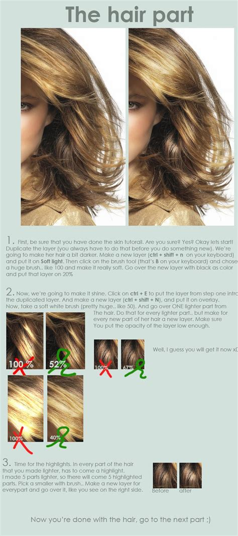 adobe photoshop hair tutorial 1000 images about photoshop on pinterest adobe