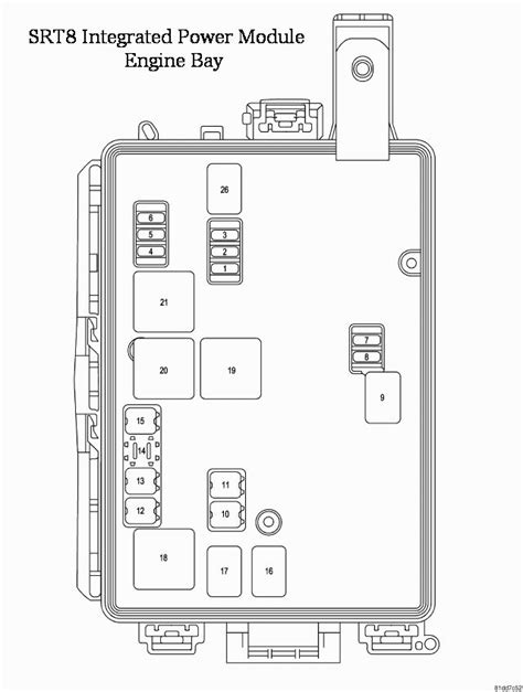 charger srt fuse box wiring diagram