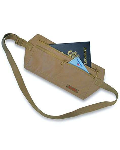Most Comfortable Money Belt by Money Belts One Bag One World
