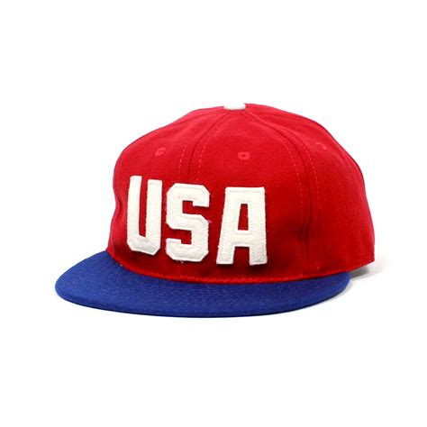 Usa Search Login Usa National Team 1956 Ballcap Lumb Store