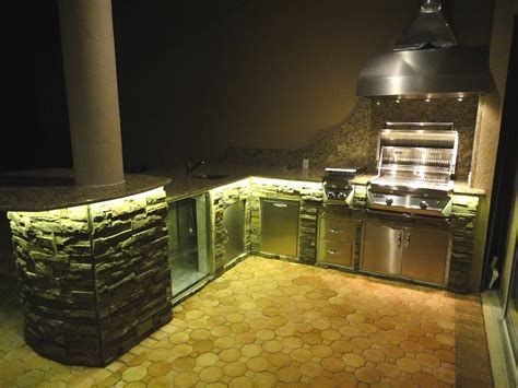 How To Install Led Landscape Lighting Outdoor Kitchen Lighting Accurate Led