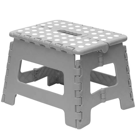 Collapsible 2 Step Stool by Beldray Collapsible Step Stool Kitchen Accessories B M