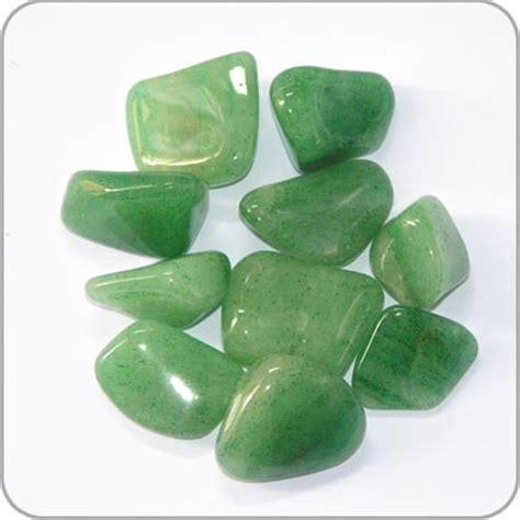 Gemstone L by Aventurine Quartz Gem Resource International