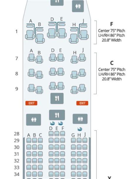 korean air seat korean air reward flying