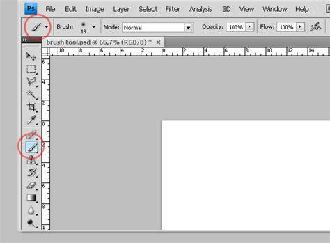 basic typography tutorial photoshop photoshop brush tool a basic guide tuts design