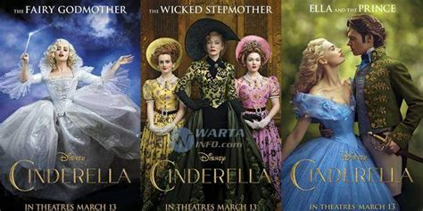 film cina romantis 2015 cinderella movie 2015 film dari kisah dongeng romantis