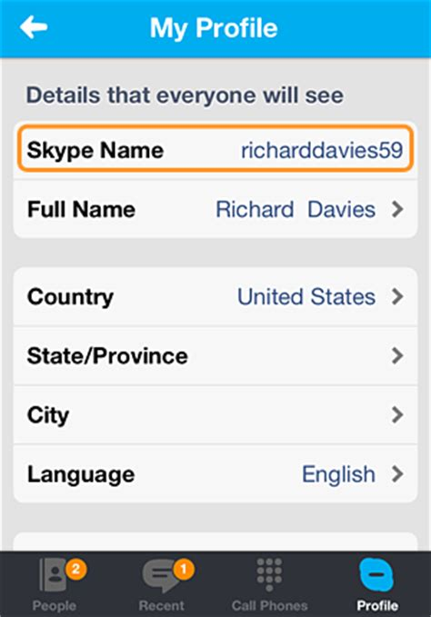 How Do You Find On Skype What Is A Skype Name And How Do I Find Mine