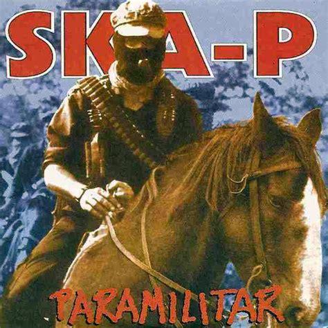 caratula frontal de ska p planeta eskoria portada car 225 tula frontal de ska p paramilitar cd single portada