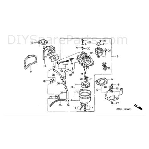 Ignition Coil Espass S91 honda eu26i generator eu261 b parts diagram carburettor