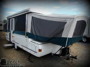 Bag Awning For Tent Trailer Used 2001 Coleman Niagara Elite Pop Up Camper Folding Tent