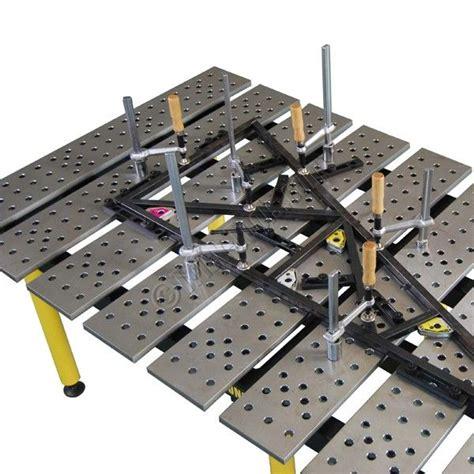 welding jig table cls tma57838 strong hand buildpro welding table jig fixture