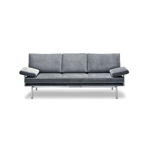 platform couches living platform sofa by eoos for walter knoll