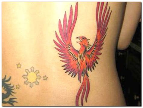 tattoo phoenix bird meaning tattoo idea valerievillamar
