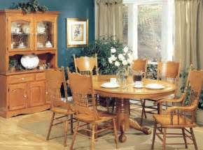 Dining Room Chairs Oak Oak Dining Room Furniture Furniture