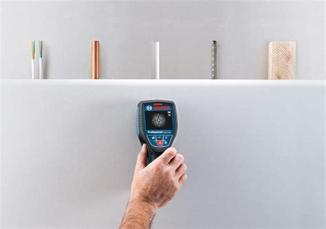 Bosch D Tect 120 Detector Metal d tect 120 wallscanner professional detector bosch