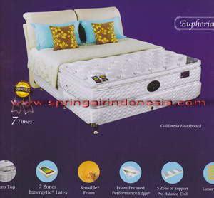 Kasur Air Euphoria meubel furniture toko furniture simpati