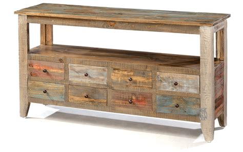 rustic sofa table hoot judkins furniture san francisco san jose bay area