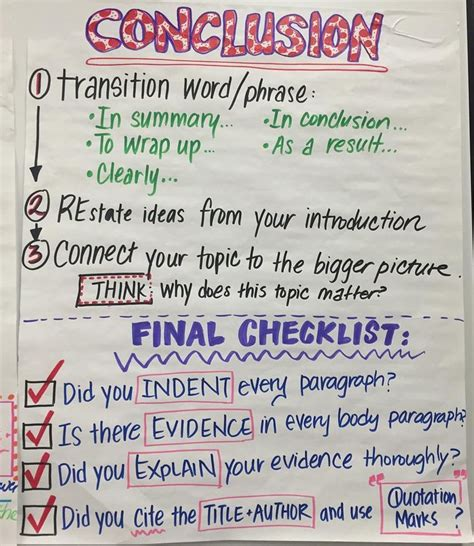 Wrapping Up An Essay by Best 25 Expository Conclusions Ideas On