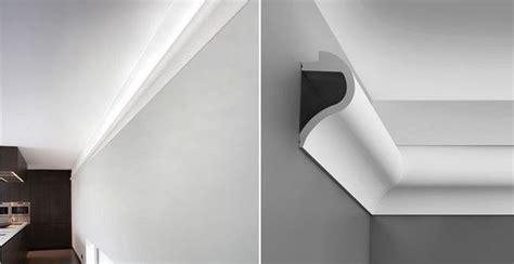 Stuckleisten Mit Licht by Wohnideen Wandgestaltung Maler Wohnen Mit Stuckleisten