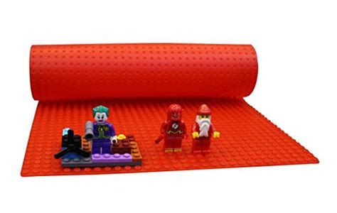 Lego Building Mat by Lego Compatible Brick Building Base 15 X 10 Silicone