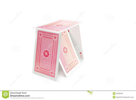 how to make card tower tower of cards stock photo image of leisure casino