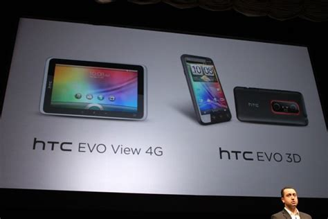 sprint deploys honeycomb update to evo view 4g sprint unveils evo 3d and evo view 4g update