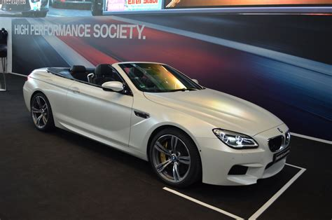 2015 bmw m6 convertible 2015 bmw m6 convertible in frozen white