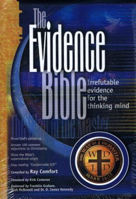 ray comfort evidence bible ray comfort s the evidence bible exposed