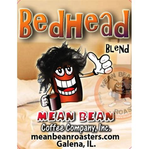 bed head meaning bed head coffee blend