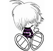 Cartoon Emo Drawings  Just Another WordPress Site On Mibb Designcom