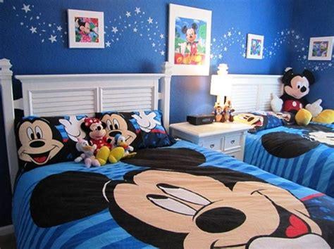 decoracion habitacion mickey mouse dormitorios infantiles de mickey mouse