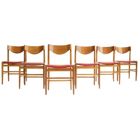 Gianfranco Frattini Ribbon Back Dining Chairs For Sale At Ribbon Back Dining Chairs