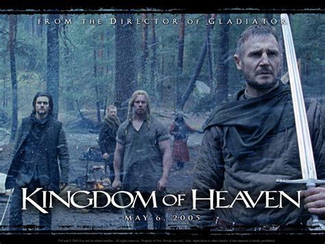 film kolosal kingdom of heaven revealed in time kingdom of heaven