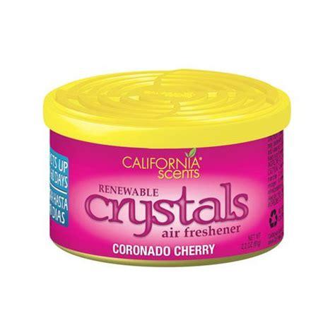 California Scents Coronado Cherry california scents live fresh top car accessories