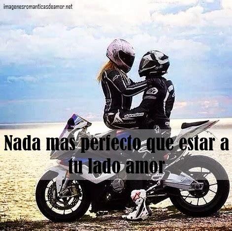 Imagenes Con Frases De Amor En Moto   im 225 genes de parejas en moto con frases de amor moteros